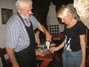 На дегустации вин в Моравии 422