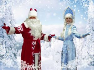 Новогодние праздники в Белоруссии