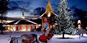 Туры в Скандинавию и Лапландию